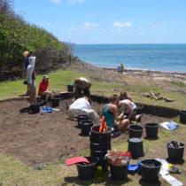 Caribbean settlement began in Greater Antilles