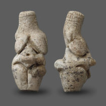 Palaeolithic Venus unearthed in Amiens
