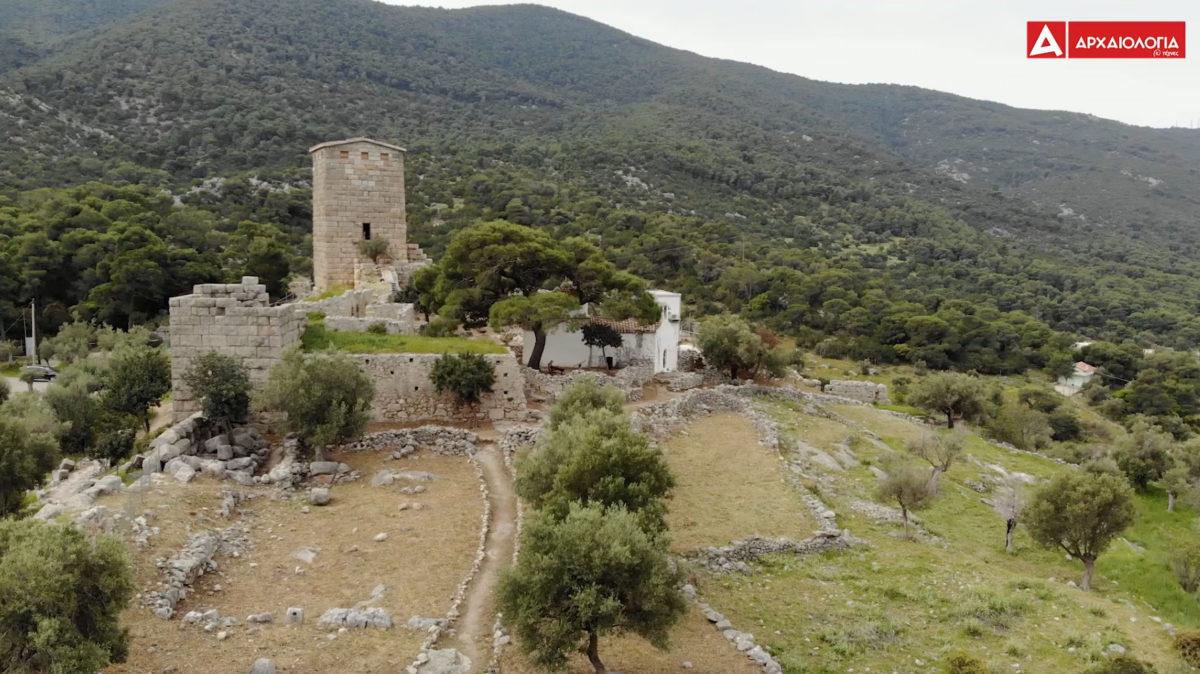 Ancient Fortress of Aigosthena