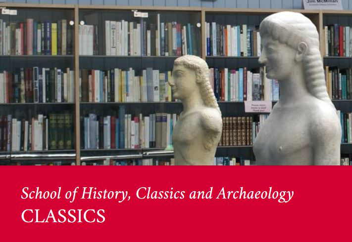 The Classics research seminars provide a forum for the exchange of ideas and the promotion of new research and debate among the research community, both within and outside the University.