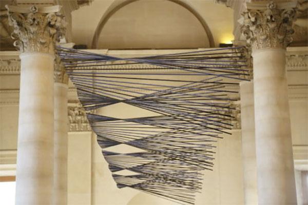 «L'Onde du Midi», Elias Crespin. © 2020 musée du Louvre / Antoine Mongodin.