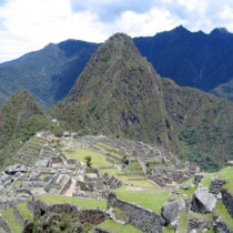 Peru: Arrests for damaging the Temple of the Sun