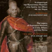 The Legacy of Francesco Morosini in Crete, Athens and the Morea