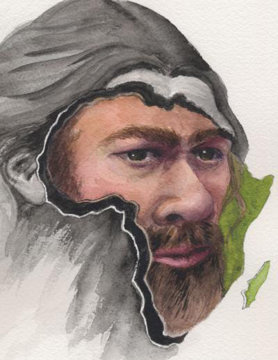A team of Princeton researchers led by Joshua Akey found that that African individuals have considerably more Neanderthal ancestry than previously thought, which was only observable through the development of new methods. Credit: Matilda Luk, Princeton University Office of Communications