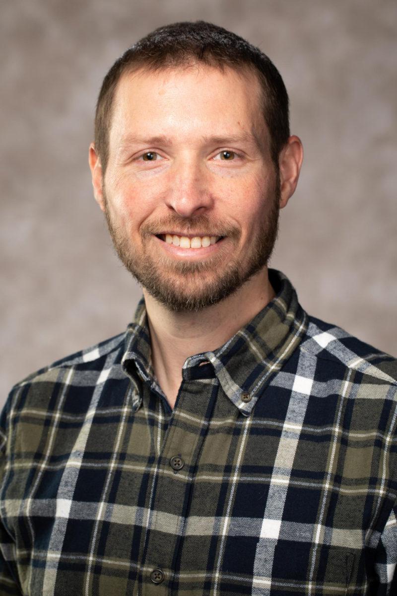 This is John Samuelsen, University of Arkansas. Credit: University Relations / University of Arkansas