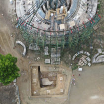 Building under the Tholos sheds new light on the Asklepieion of Epidaurus