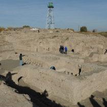 2nd-century Roman-era water aqueduct unearthed in Artashat, Armenia