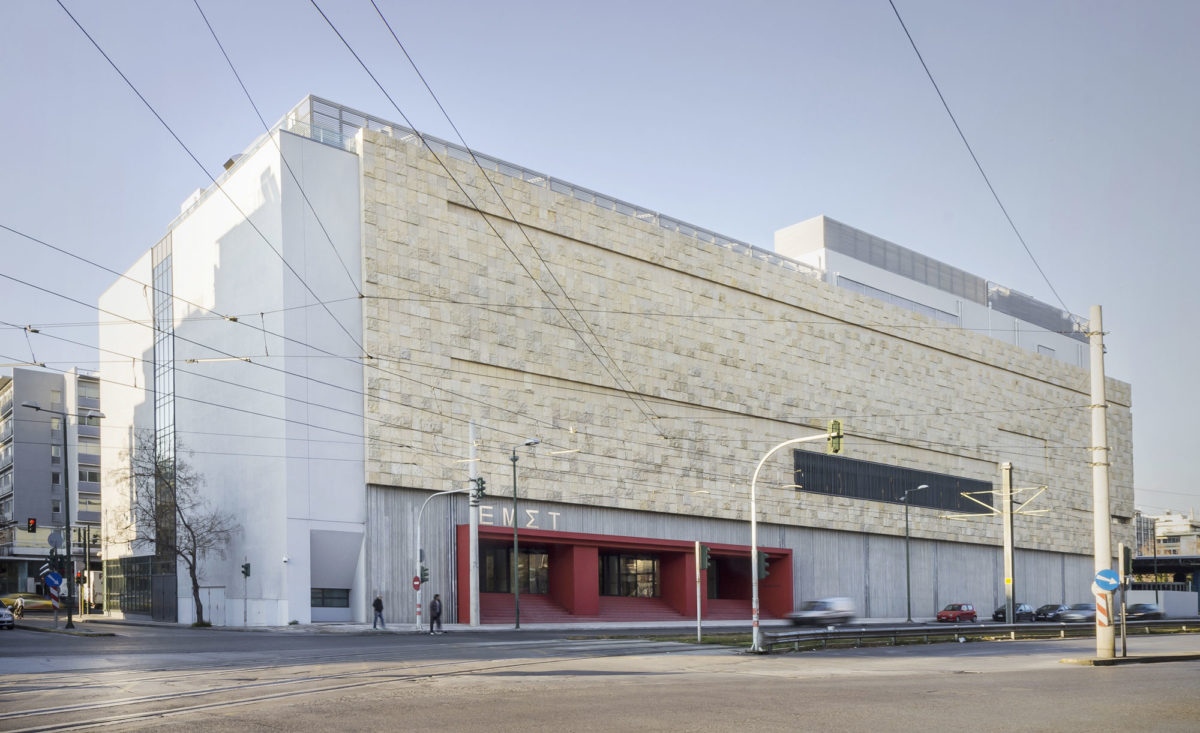 The National Museum of Contemporary Art (photo: Wikipedia).