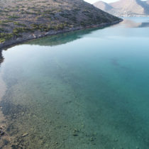 Underwater research in ancient Olous and the harbour of Ierapetra