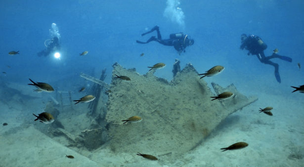 Tornos News | Submerged buildings found in ancient city and modern ...