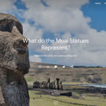 Monuments threatened by climate change