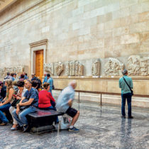 "Washington Post: ""The safekeeping of the Parthenon marbles now belongs to Greece"""