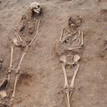 Black Death 'plague pit' discovered in Lincolnshire