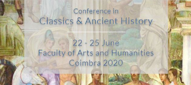 The Congress will take place on 22-25 June 2020, at the Faculty of Arts and Humanities, University of Coimbra (Coimbra, Portugal).