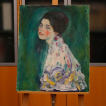 Mystery of stolen Klimt painting: Investigation of gallery owner's widow