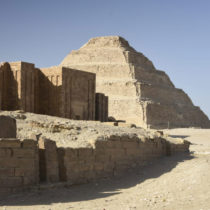 Egyptian authorities complete Step Pyramid restoration-development project