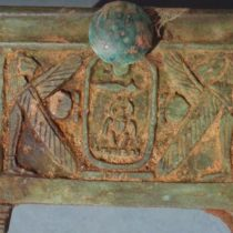 3,500-year-old box with Pharaoh name on it found in Egypt
