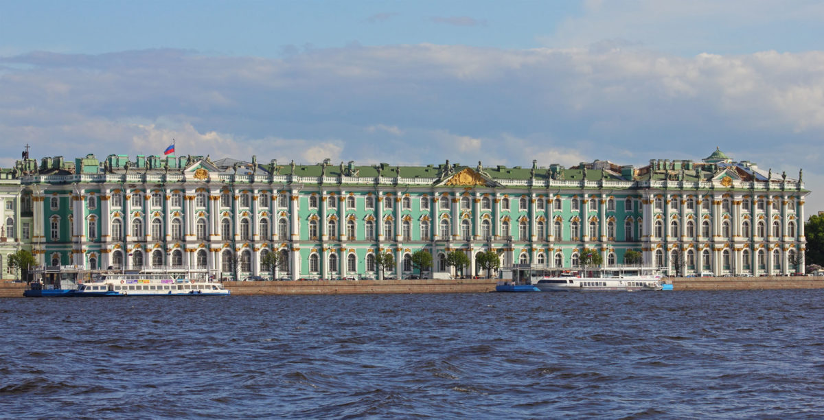 The Hermitage Museum (photo: Wikipedia)