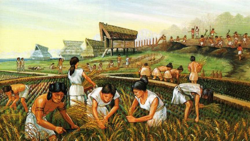 Neolithic farmers.