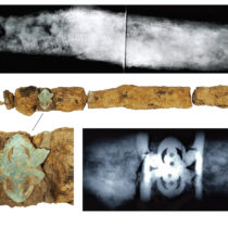 Iron Age 'warrior' burial with sword and spear