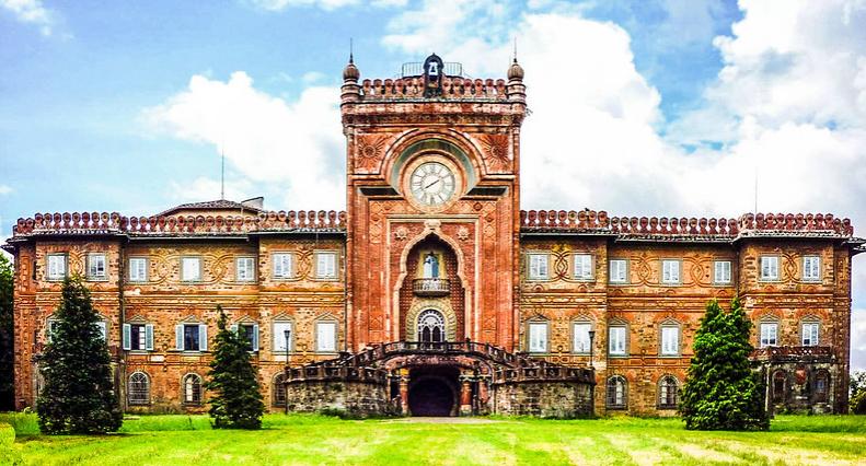 Castle of Sammezzano, Tuscany, Italy. Credit: Europa Nostra