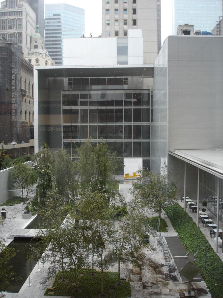 Museum of Modern Art , New York (photo: Wikipedia)