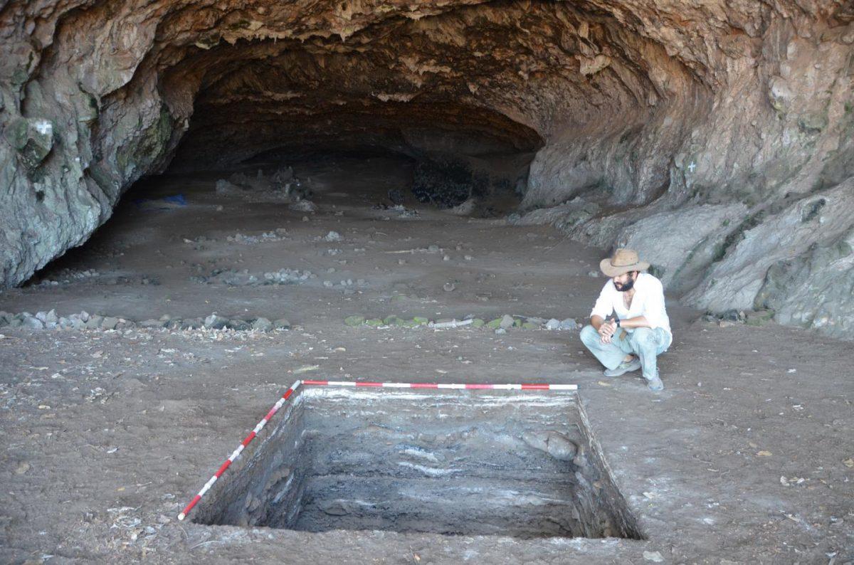 The site of Makpan, Alor. Credit: Sue O'Connor
