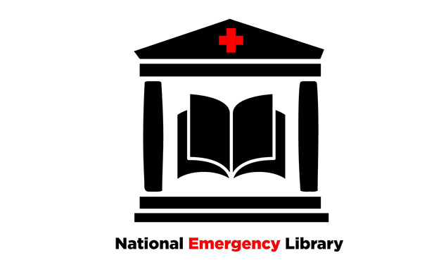 The nonprofit organization The Internet Archive launched a platform it christened National Emergency Library.