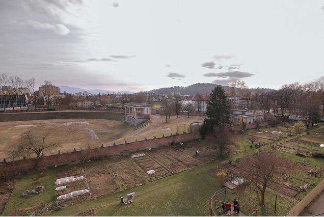 Plečnik Stadium, Ljubljana, Slovenia. Credit: Europa Nostra