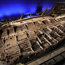 X-ray analysis sheds light on artefacts from Henry VIII's warship