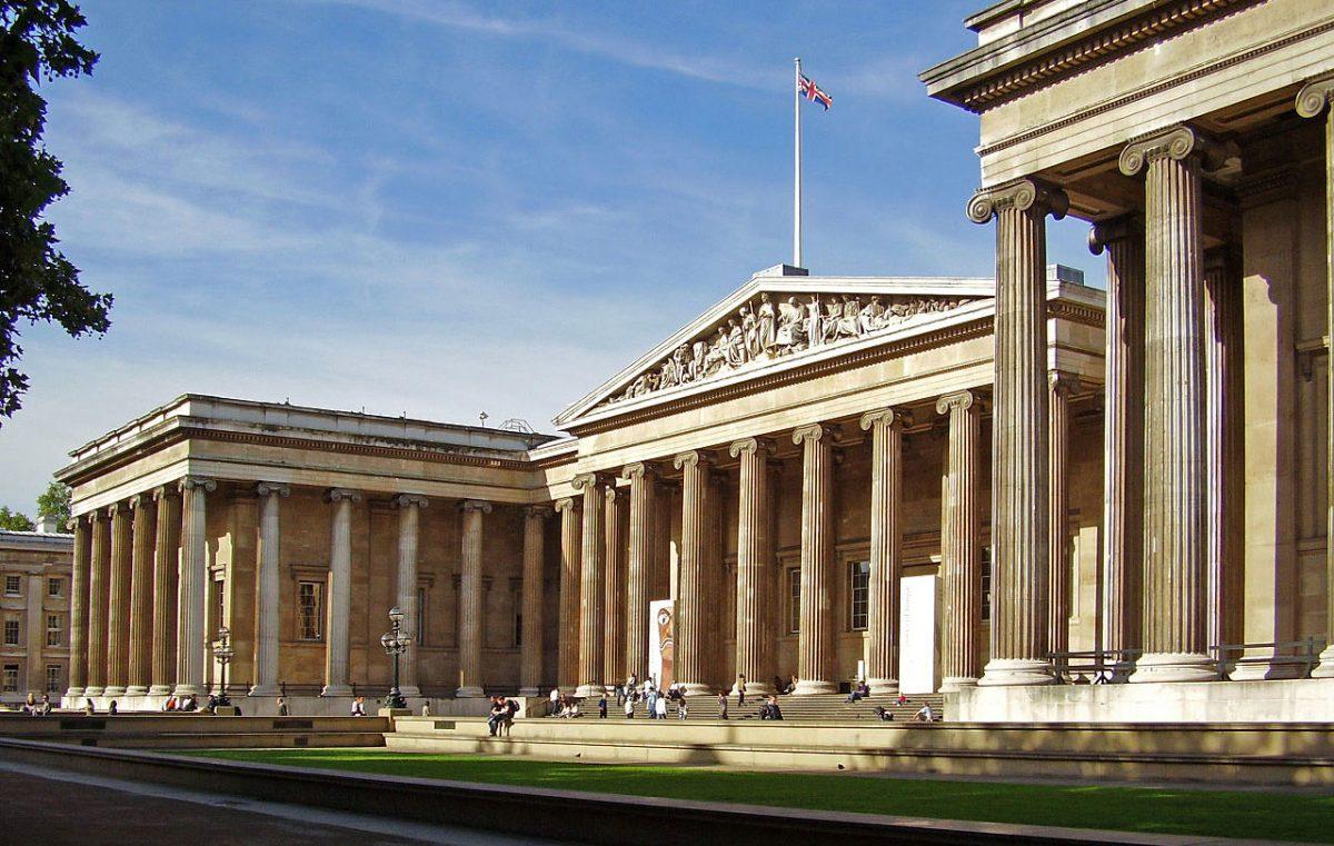 The British Museum (photo: Wikipedia)