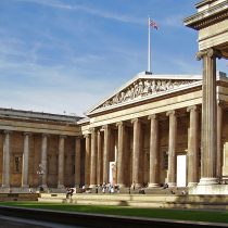 Over half the works hosted by the British Museum go online