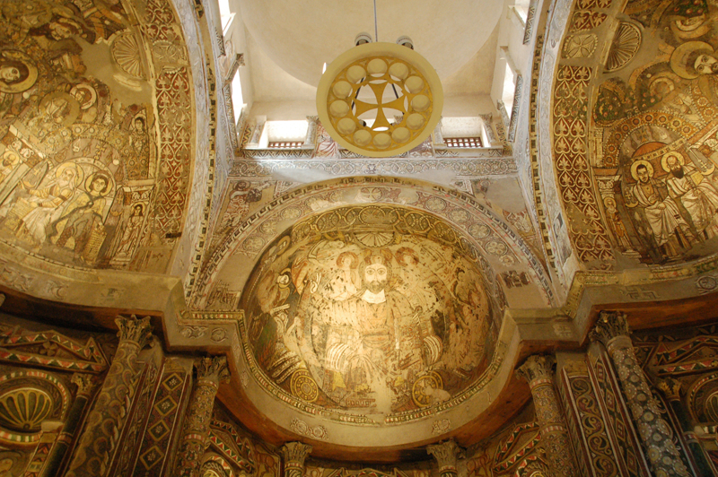 Interior of the Red Monastery Photo: Michael Jones
