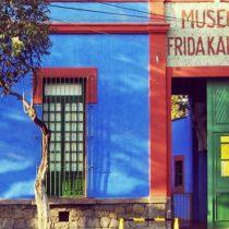 Online tour of Frida Kahlo's house