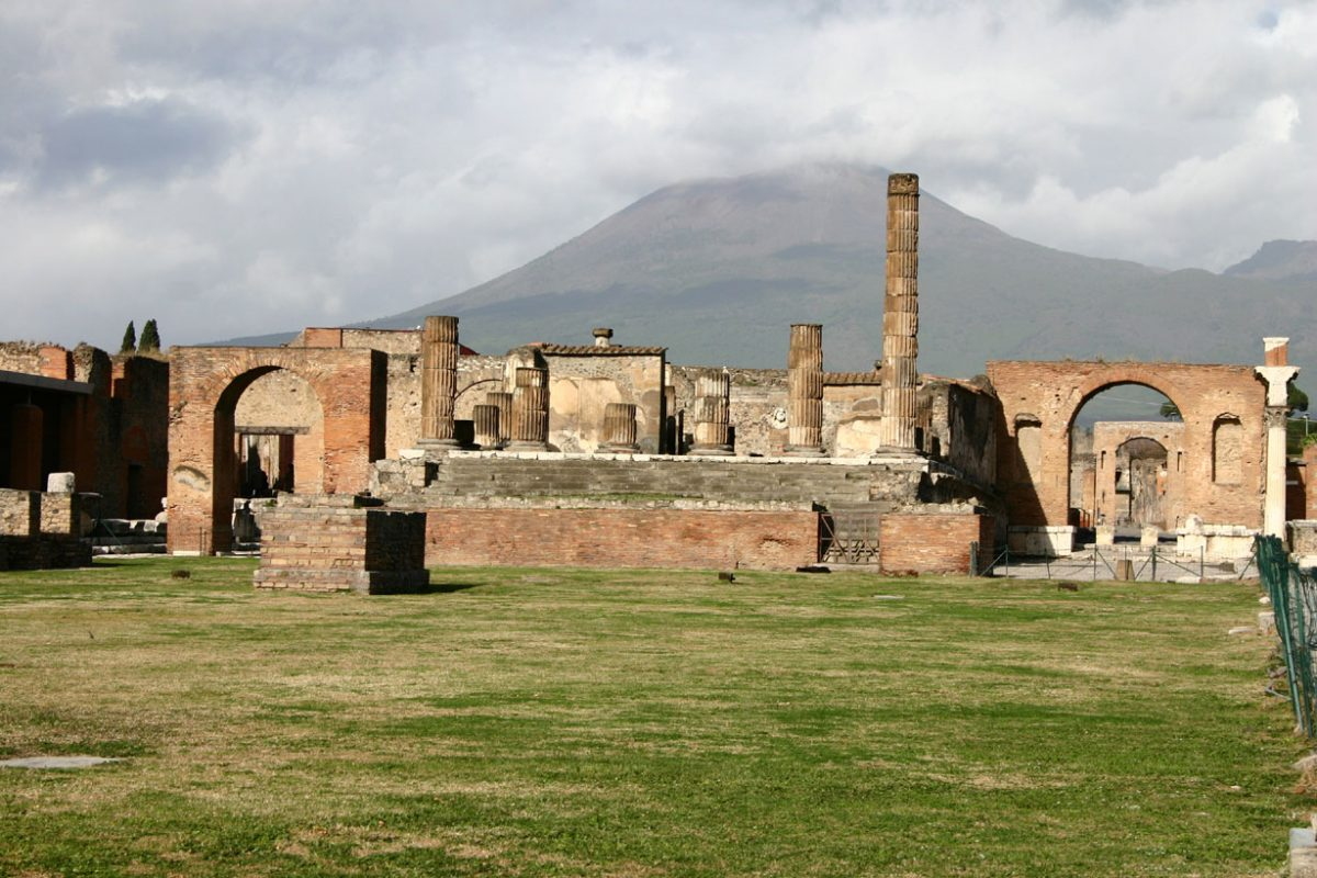 The archaeological site of Pompeii has reopened to the public