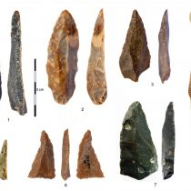 The oldest Upper Paleolithic Homo sapiens in Europe