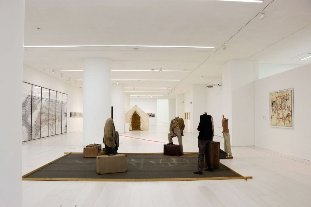 Inside the National Museum of Contemporary Art, Athens (photo: EMST)