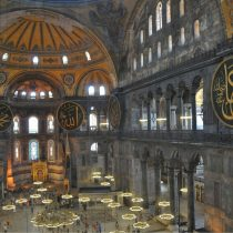 Informing the member-states of UNESCO for Hagia Sophia