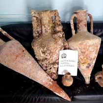 Arrest on Kalymnos for illegal possession of antiquities