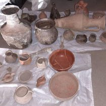Police recover 4,600 archaeological treasures from crime gang