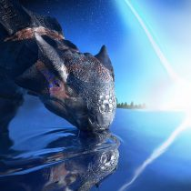 Asteroid impact made the earth uninhabitable for dinosaurs