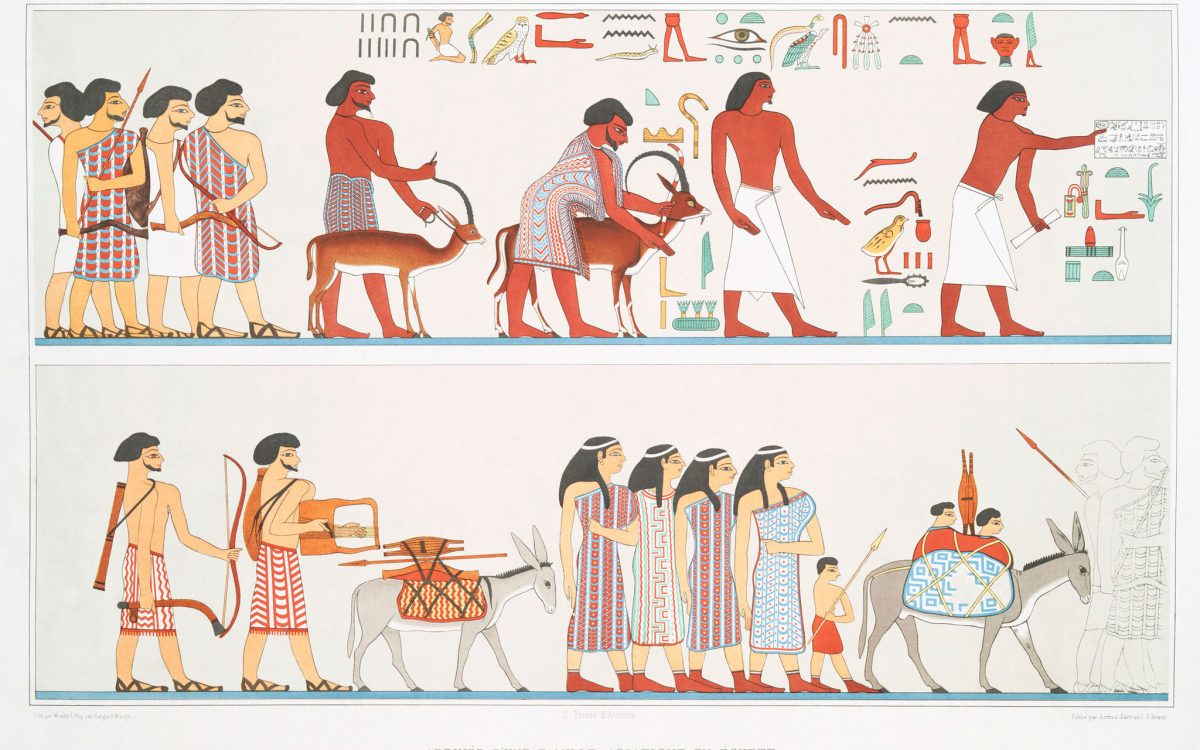 Ancient Egypt's Hyksos might have been immigrants, not invaders, new study claims