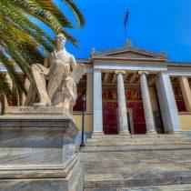 Announcement by the Athens University Senate concerning Hagia Sophia