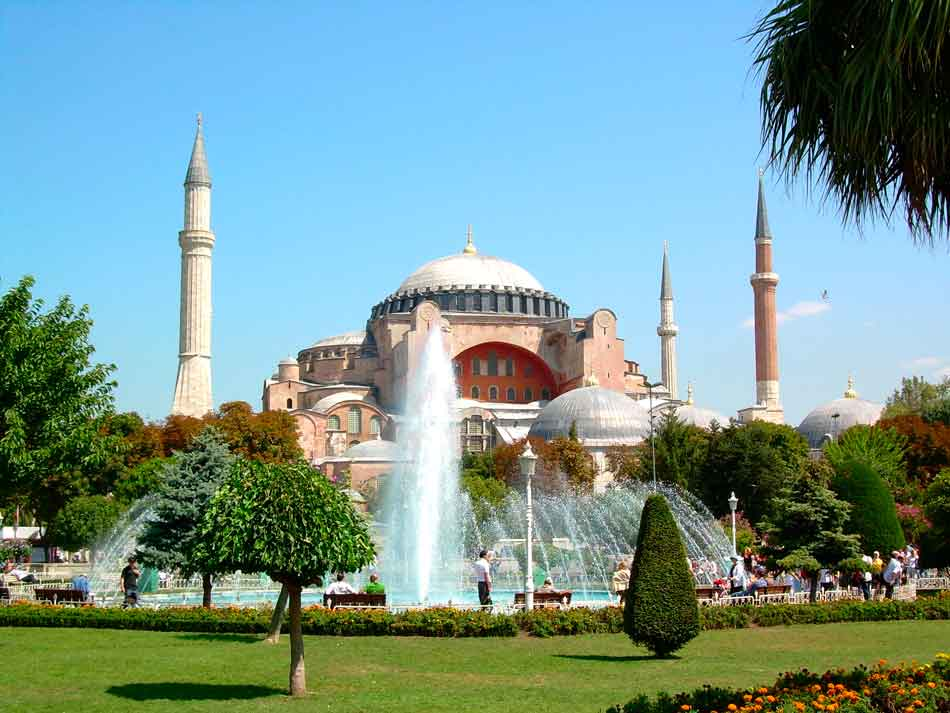 UNESCO to reexamine the status of Hagia Sophia