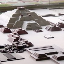 Study suggests the Pyramid of the Moon set urban design of Teotihuacan