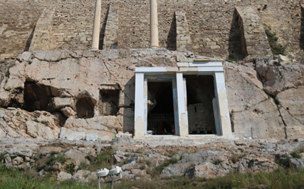The monument of Thrasyllus.