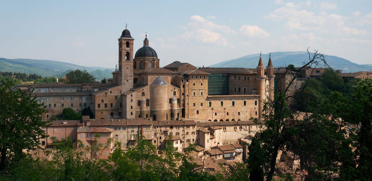 Eight funded Ph.D. Positions at the University of Urbino