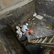Remains of Aztec palace & house built by Hernán Cortés discovered