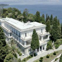 Enhancement works at the Achilleion, Corfu