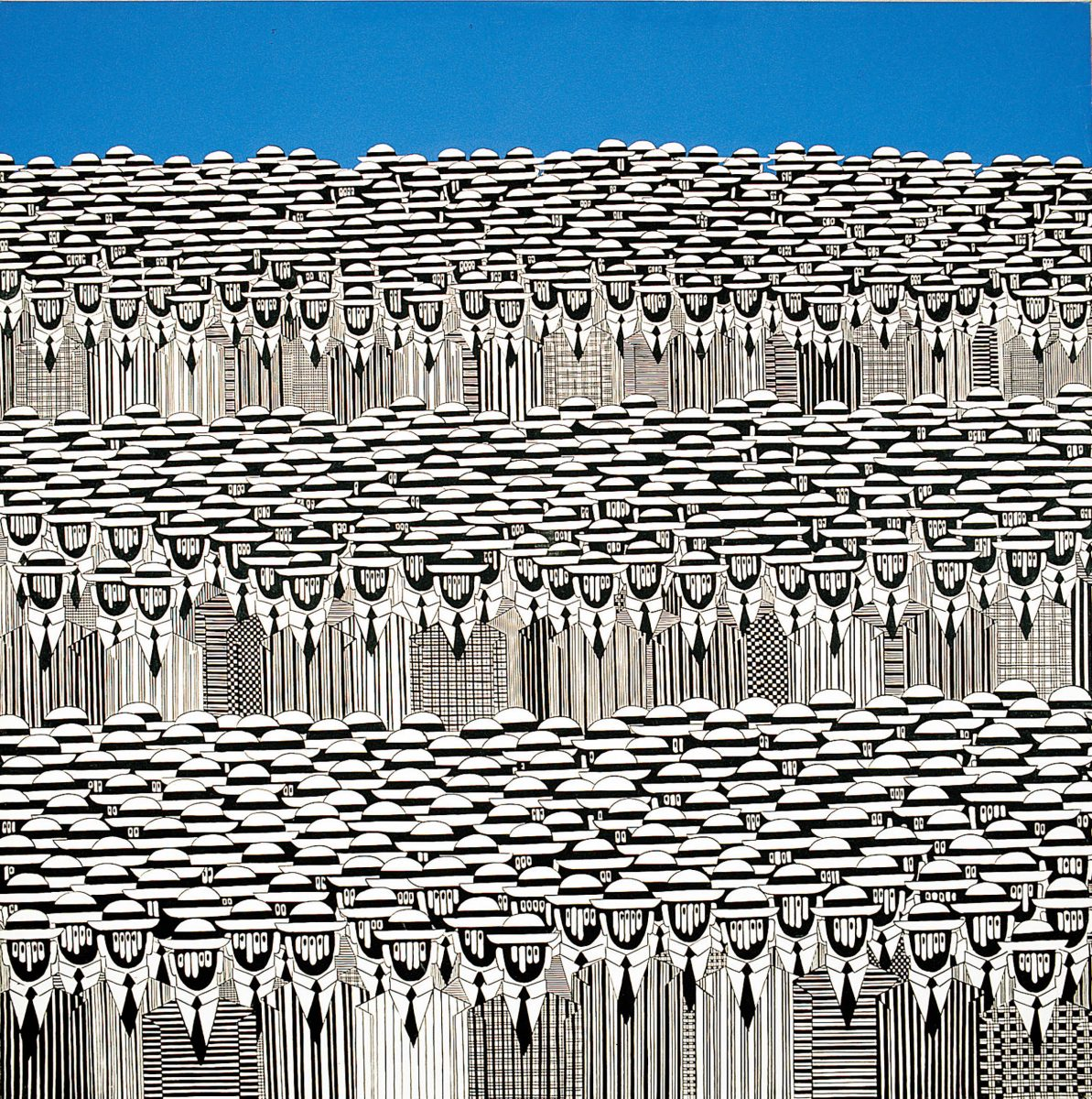 Giannis Gaitis – The Crowd and Loneliness